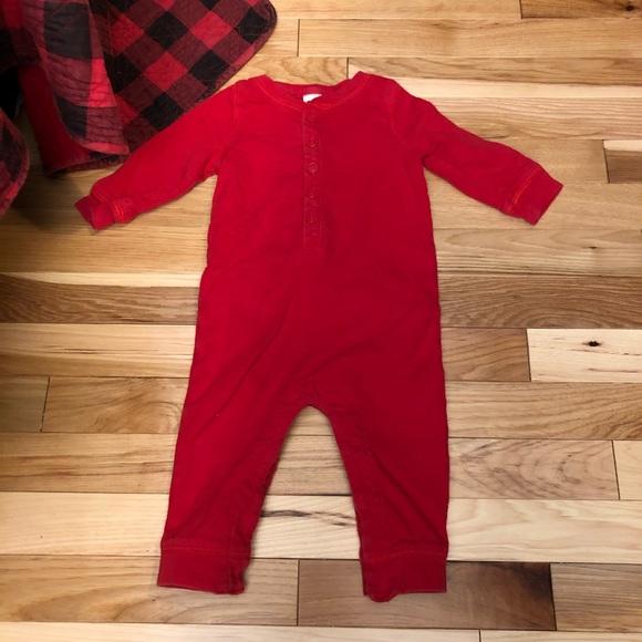 Baby Union Suit!